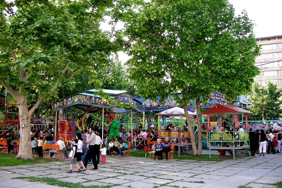 Tivoli in the Circular Park