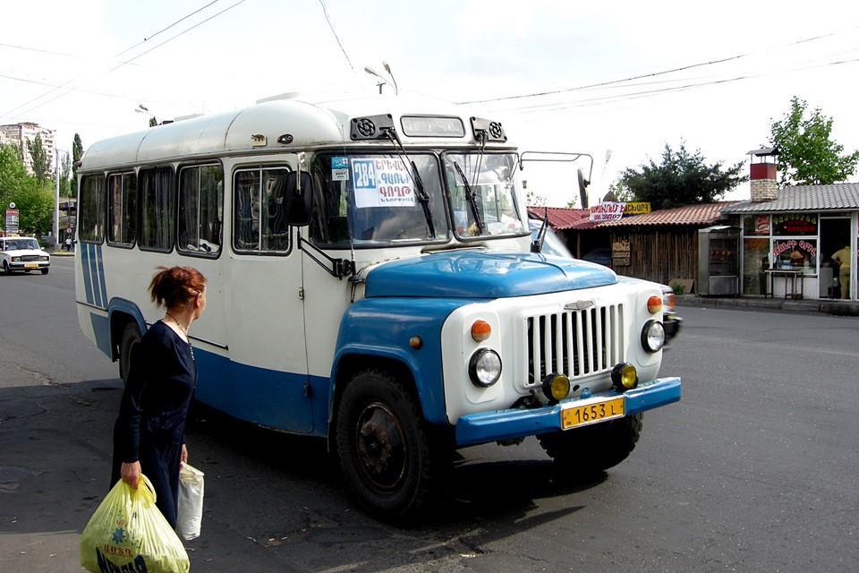 Bus 284