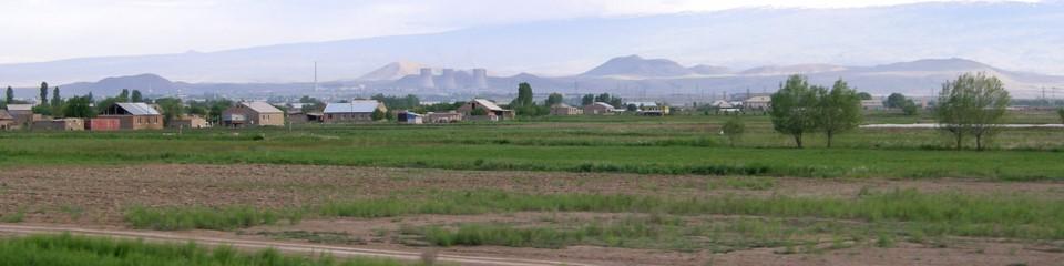Metsamor nuclear power plants