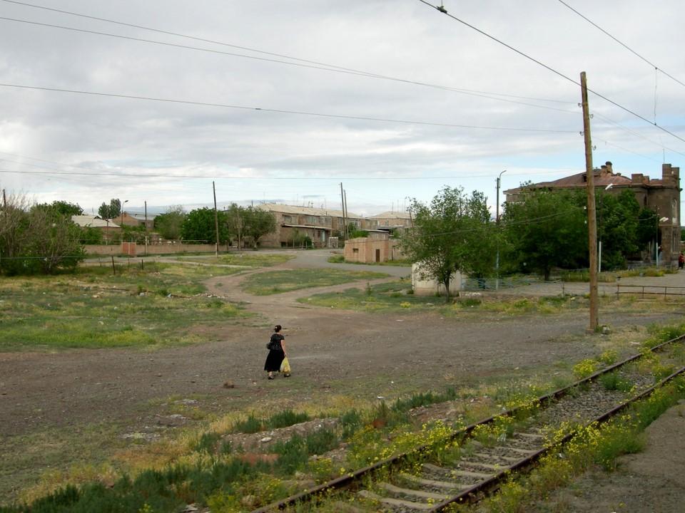 Dalarik railway station