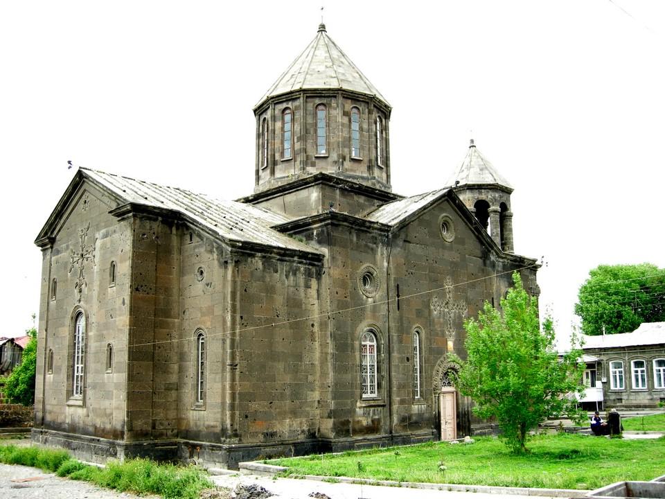 Surp Nshan (l'église de Nishan)