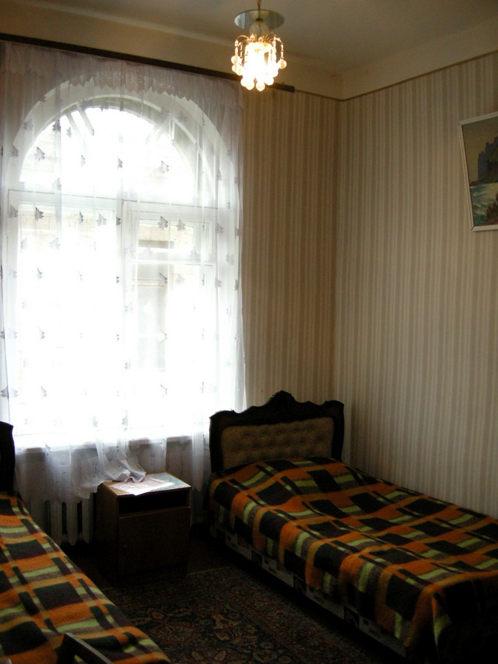 This was our room at Hotel Gugark