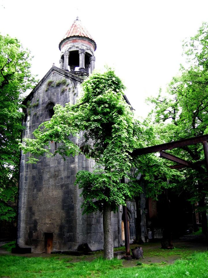 La tour-clocher de Sanahin