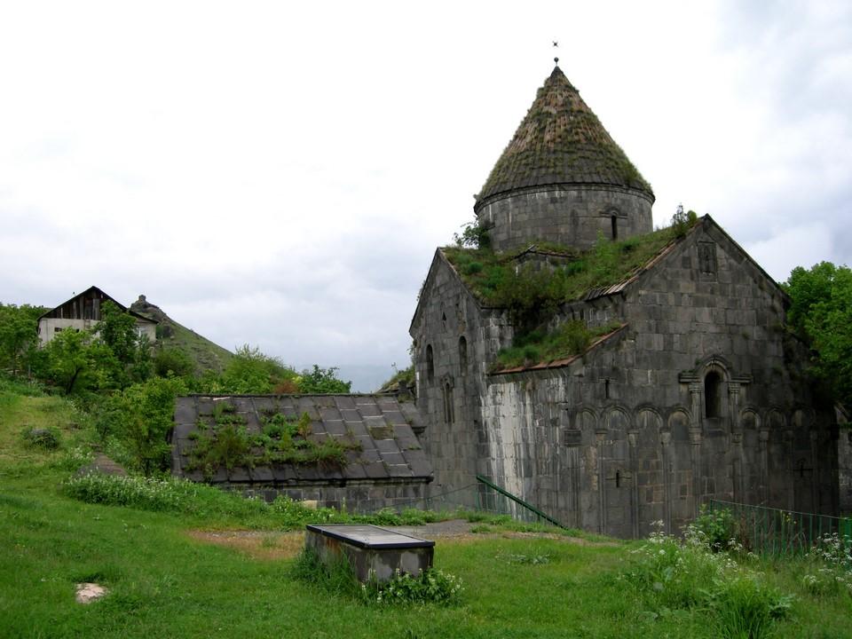 Sourp Amenaprkitch (L'église du Saint-Sauveur) du monastère de Sanahin