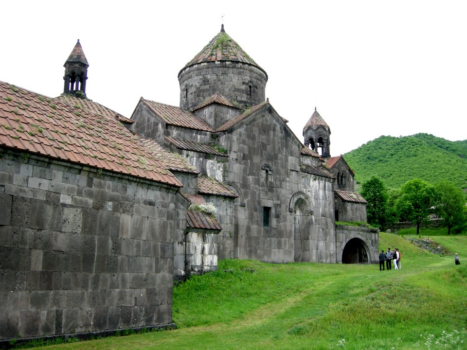 Surp Nshan, or Church of the Holy Cross, at Haghpat monastery