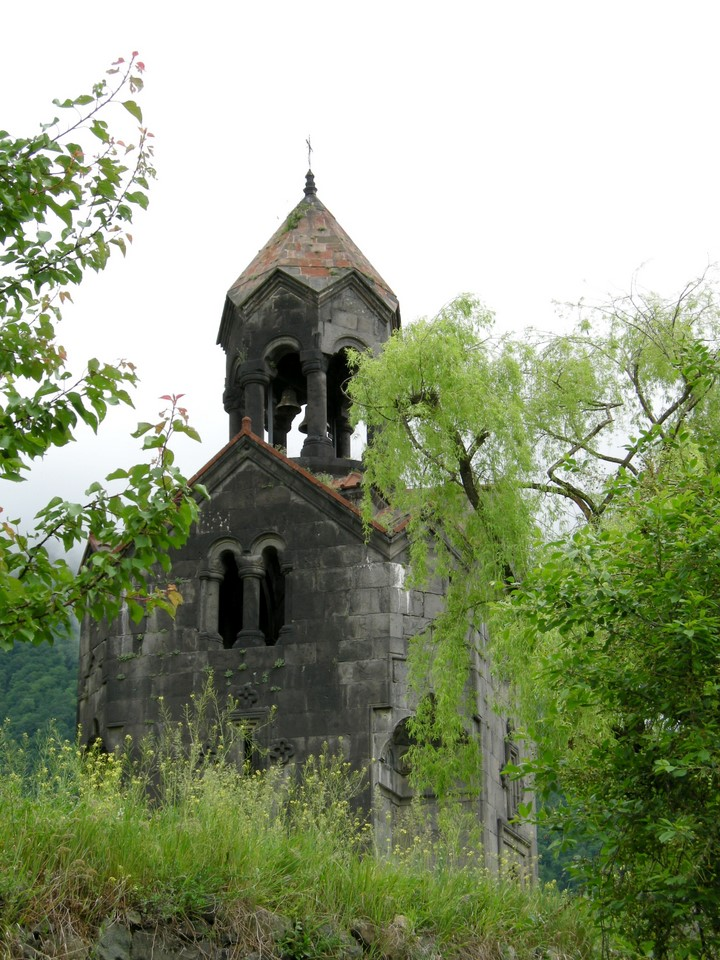 Bell tower of the Haghpat Monastery