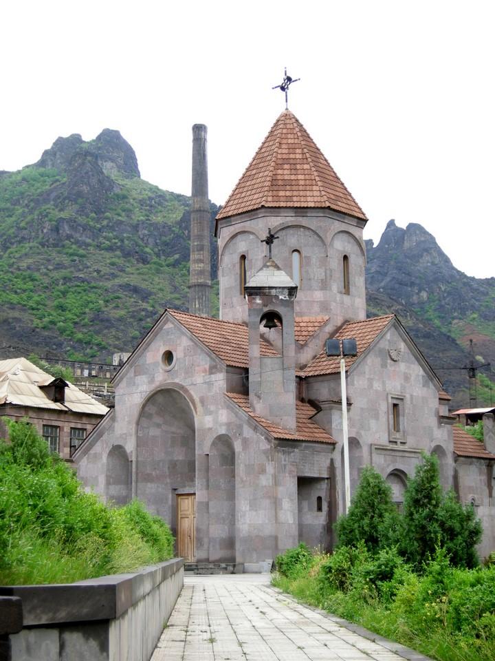 Surb Grigor Narekatsi, or the Church of Saint Gregory of Narek