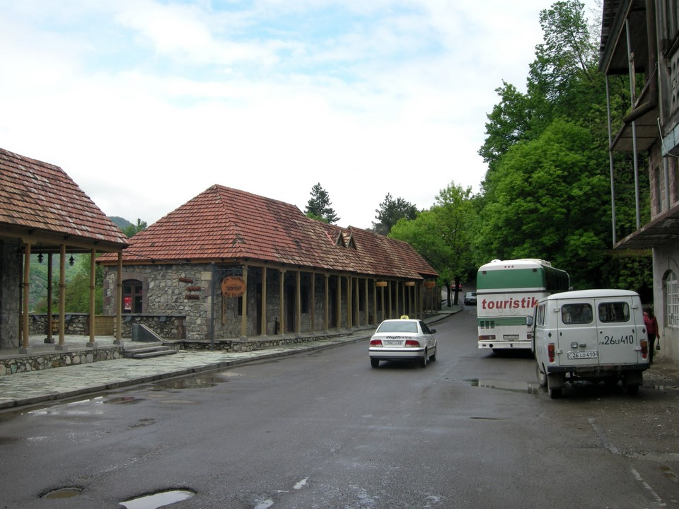 Tufenkian Heritage Hotel in Dilijan