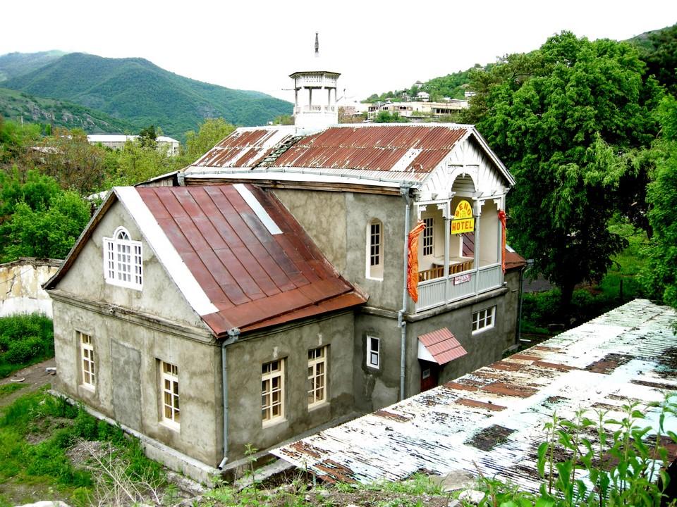 Seno Hotel in Dilijan
