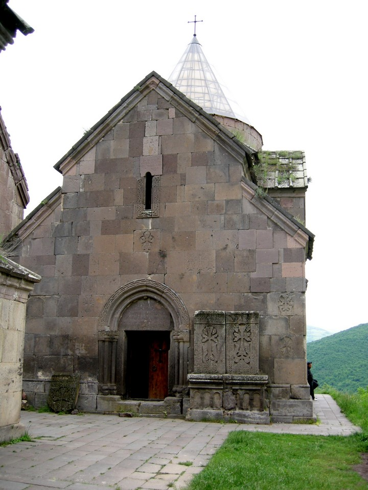 St Gregory's Church in the monastery of Goshavank