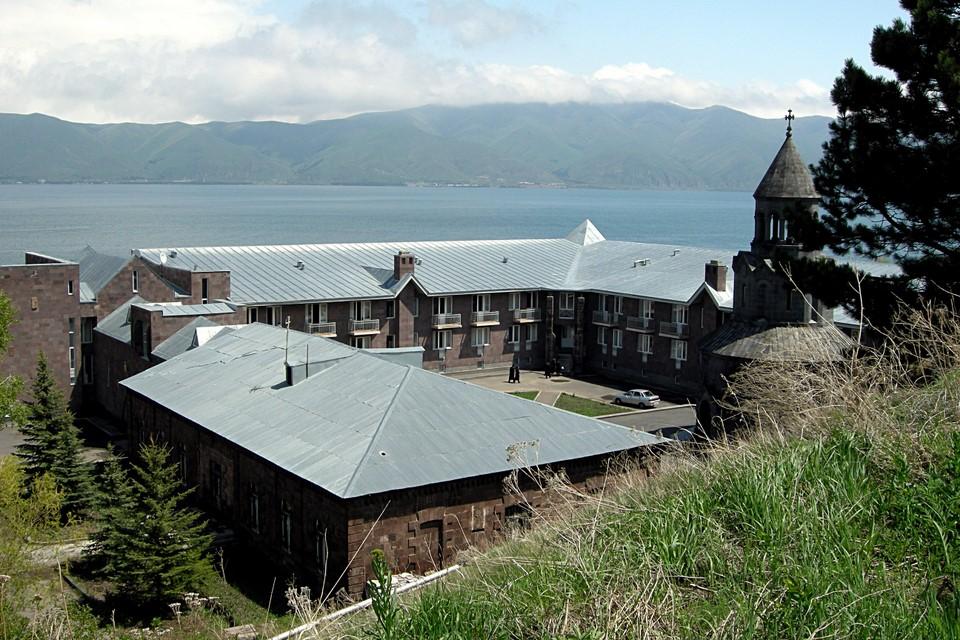 Académie théologique Vazkenian