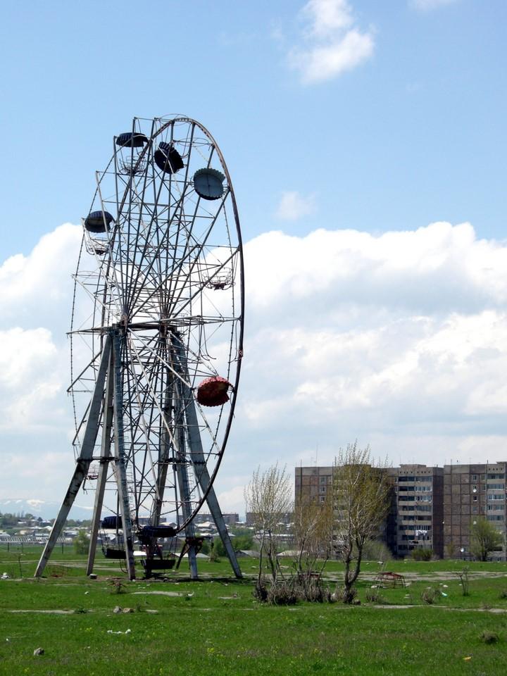 Grande roue de Sevan