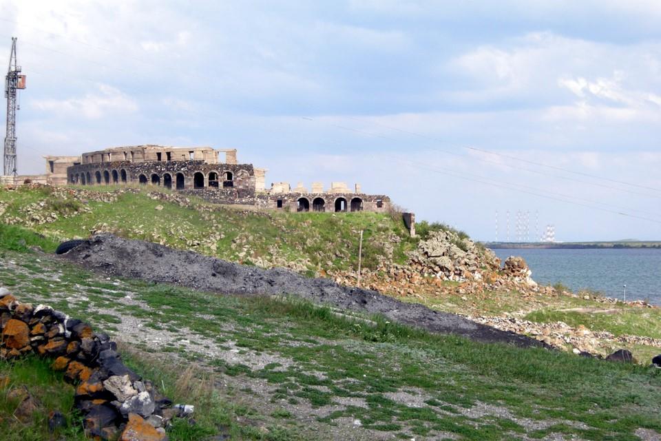 La forteresse de Hayravank