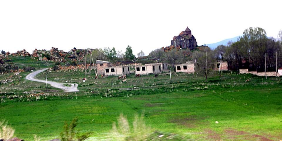 Le monastère de Hayravank