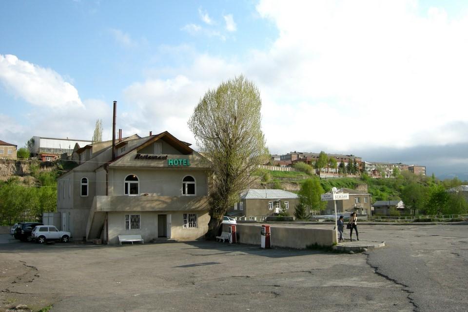 Hotel and Restaurant Gavar (here we spent overnight)