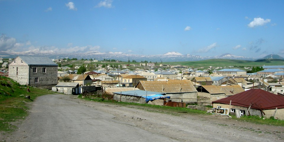 Noraduz village