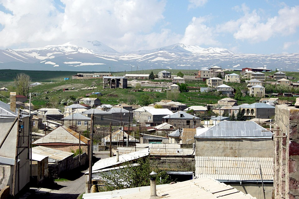Village of Noraduz (Noratus)