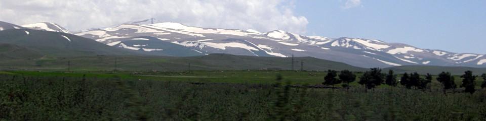 Vardenis Mountain Range