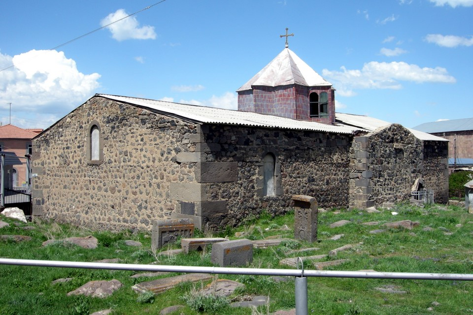 Martuni Church