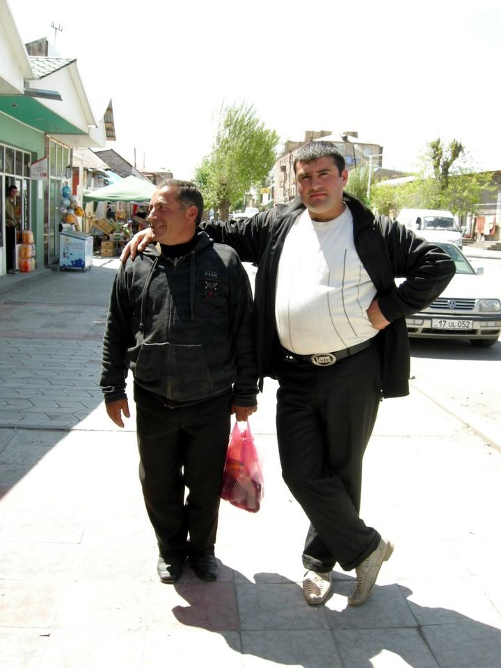 Two Martuni men