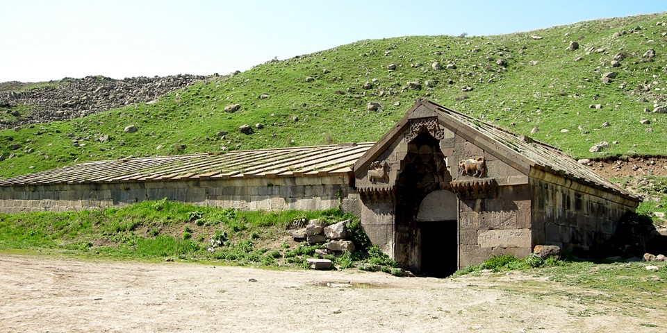 Selim Caravanserai (ancient Silk Road guest house)