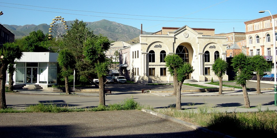 City of Yeghegnadzor