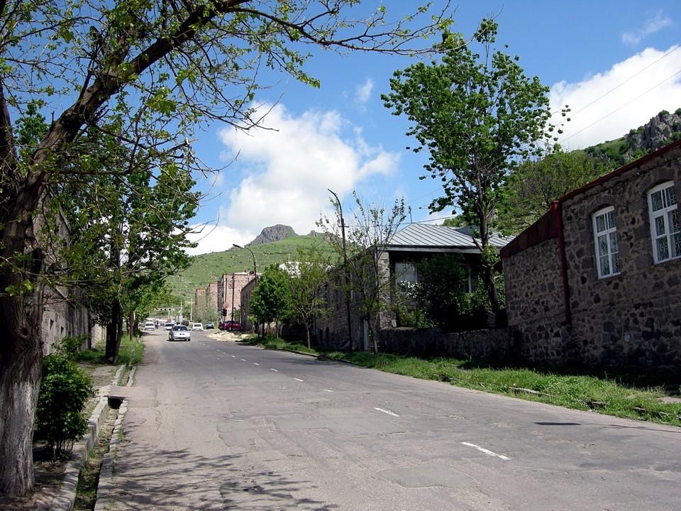 Mashtots street