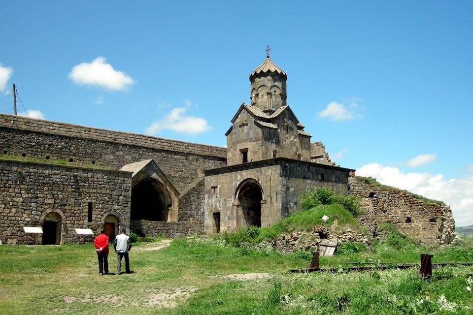 Église de la Mère de Dieu (Surb Astvatsatsin)