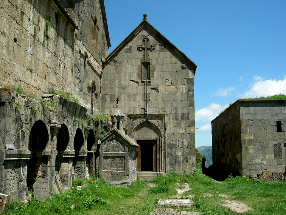 Church of Saint Gregory the Illuminator (Surb Grigor Lusavorit¨)