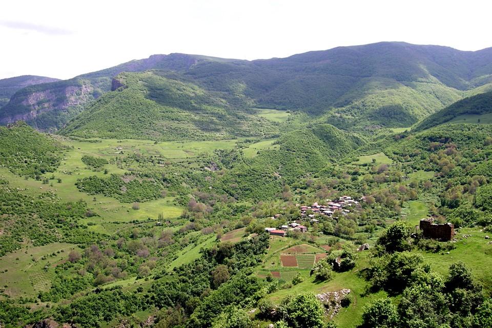 Tandzatap village