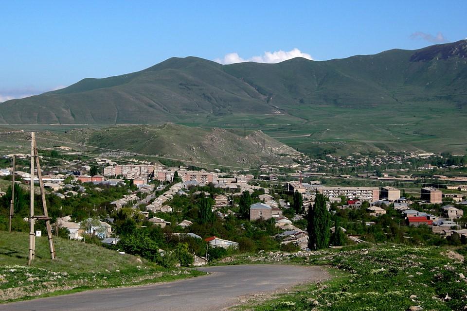 Town of Sisian