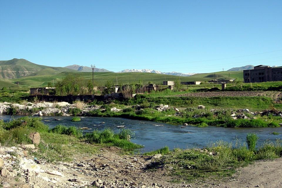 Vorotan River