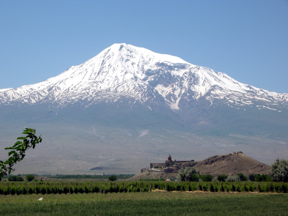 Khor Virap and Ararat