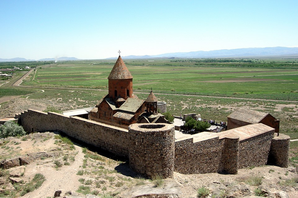 Khor Virapin luostari