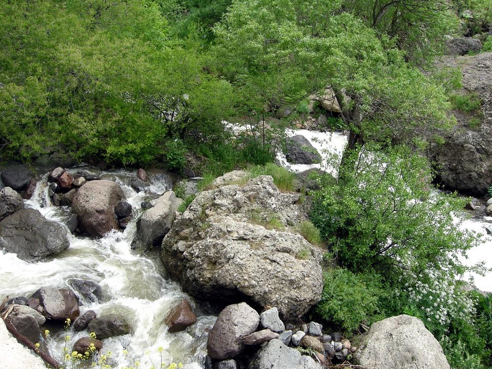 La rivière Azat