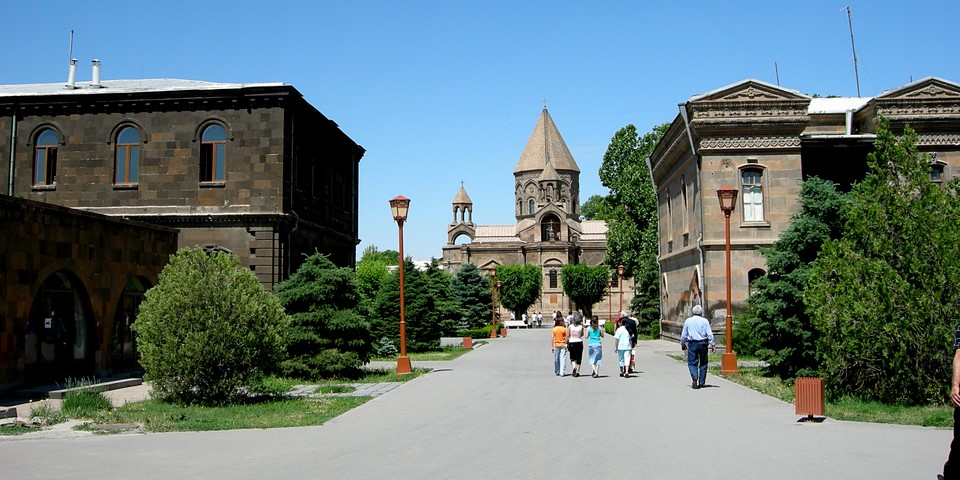 Mother See of the Holy Etchmiadzin