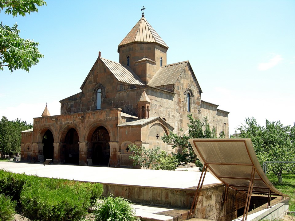 Saint Gayane Church