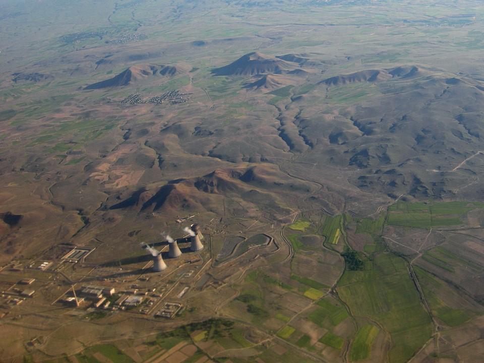Centrale nucléaire de Metsamor