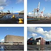 Port-conteneur de Jätkäsaari