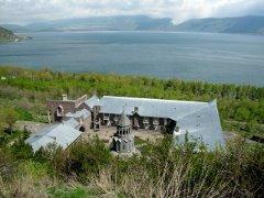 Le nouveau monastère de Sevanavank