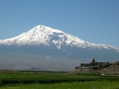 Khor Virap ja Ararat