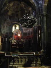 Autel de l'église de Geghard