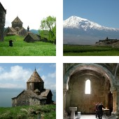 Monasteries of Armenia