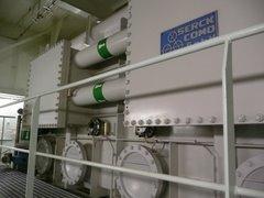 Serck Como pump system