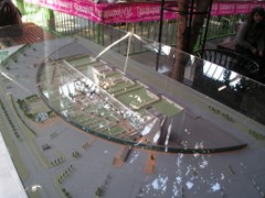 Scale model of Ideapark