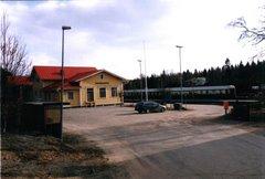 Gare de Haapamäki