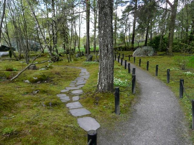 Parc japonais de Roihuvuori