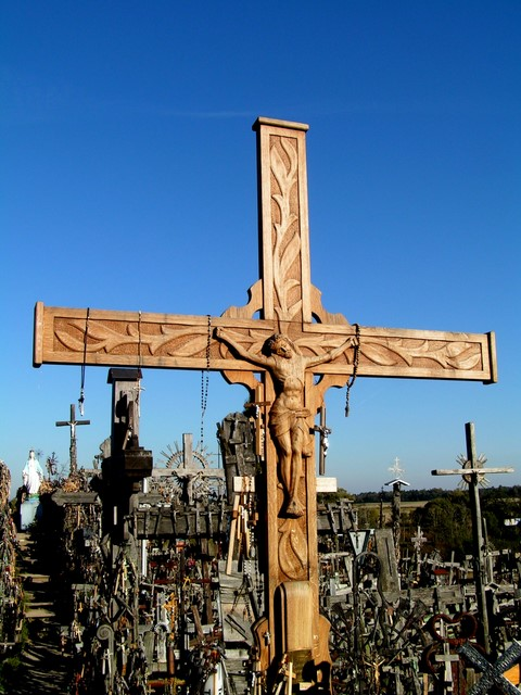 Jeesus Ristiinnaulittiin