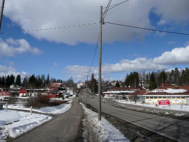Kirveskoski est le chef-lieu de Pornainen