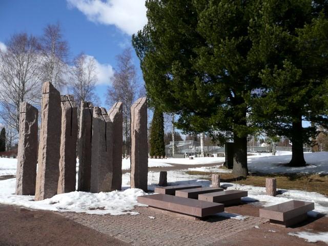 Monument de la cimetière